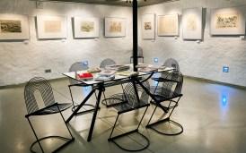 Erich Ohser Haus in Plauen - Ausstellung