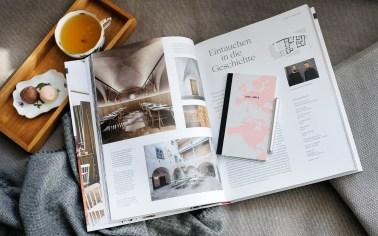 Blick ins Buch: Die schönsten Restaurants und Bars 2021 - Callwey Verlag