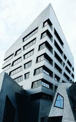 Leuphana - Universität in Lüneburg - Architekt: Libeskind