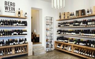 Bergwein - Weinhandlung am Gärtnerplatz