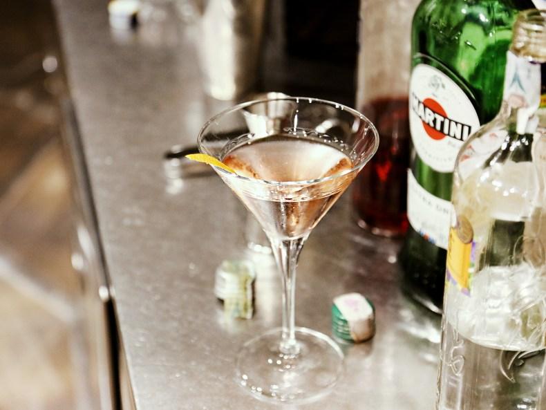 Cocktail Rheingold à la Seehof