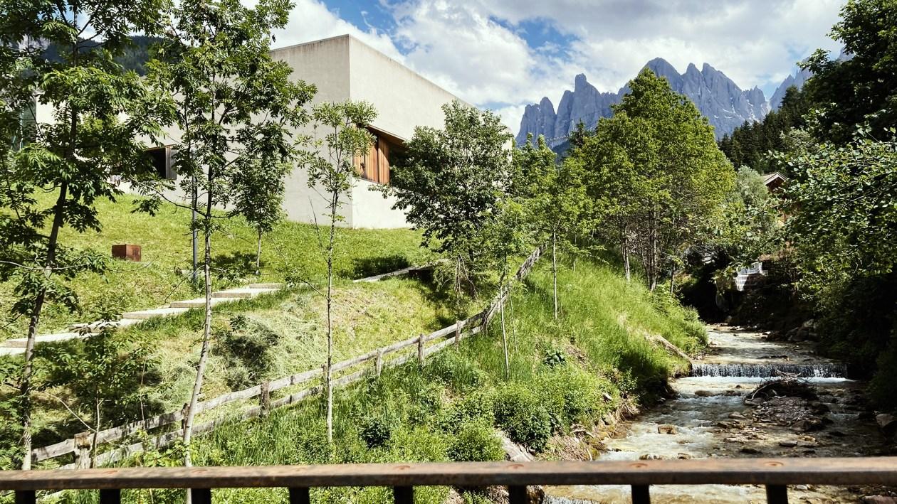 Naturparkhaus Puez Geisler im Villnösstal