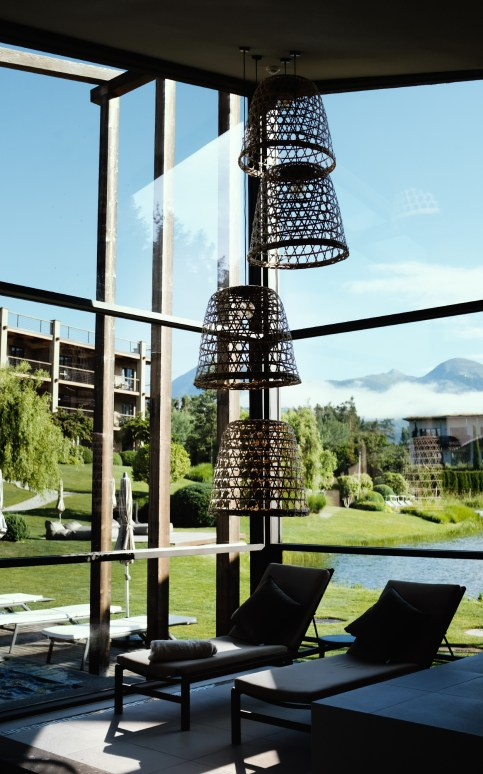 Seehof Nature Retreat - Wellnessbereich