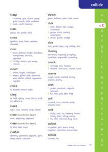 Thesaurus More