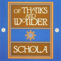 Of Thanks and Wonder