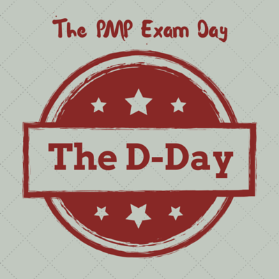 PMP Exam Day
