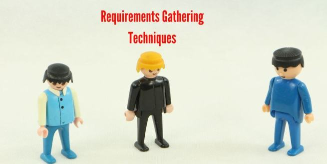 Requirements Gathering Techniques Highly Used