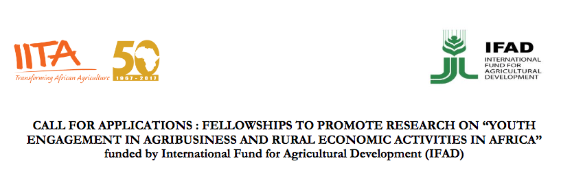 Image result for YOUTH ENGAGEMENT IN AGRICULTURE AND RURAL ECONOMIC ACTIVITIES IN AFRICA