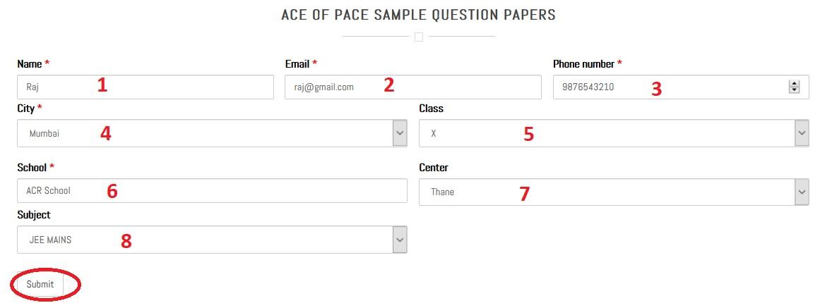 IITians ACE of PACE Scholarship cum Entrance Test 2018-19