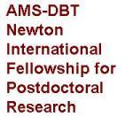 AMS-DBT Newton International Fellowship for Postdoctoral Research