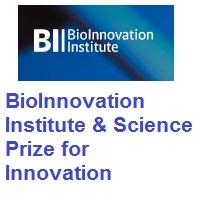 BioInnovation Institute & Science Prize for Innovation