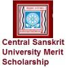 Central Sanskrit University Merit Scholarship