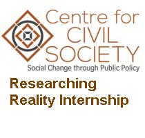 Centre for Civil Society Researching Reality Internship