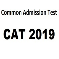 Common Admission Test CAT 2019 Eligibility Result