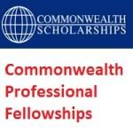 Commonwealth Professional Fellowships