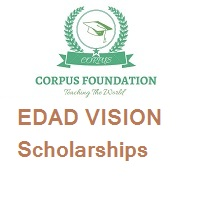 Corpus Foundation EDAD VISION Scholarship
