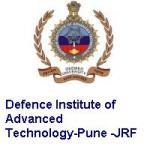 Defence Institute of Advanced Technology-Pune -JRF