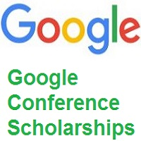 Google Conference Scholarships For Indian Students
