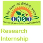Institute of Nano Science and Technology Mohali Research Internship