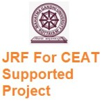 Mahatma Gandhi University JRF For CEAT Supported Project