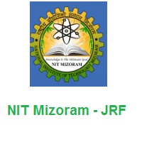 National Institute of Technology Mizoram JRF FOR DST-SERB PROJECT