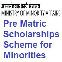 Pre Matric Scholarships Scheme for Minorities 2021