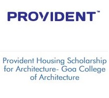 Provident Housing Scholarship for Architecture- Goa College of Architecture