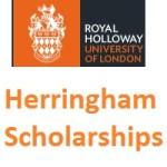 Royal Holloway University of London Herringham Scholarships
