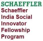 Schaeffler India Applications For Social Innovator Fellowship Program