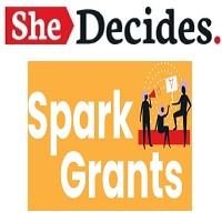 SheDecides Spark Grants