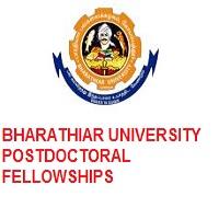 The Bharathiar University POSTDOCTORAL FELLOWSHIPS