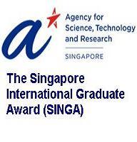 The Singapore International Graduate Award - SINGA