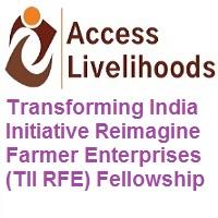 Transforming India Initiative Reimagine Farmer Enterprises (TII RFE) Fellowship