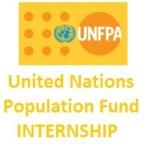 United Nations Population Fund INTERNSHIP Programme