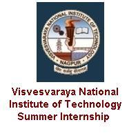 Visvesvaraya National Institute of Technology Summer Internship