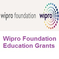 Wipro Foundation Education Grants