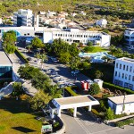 Girne American University campus overview