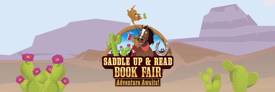 Saddle up and Read Book Fair!