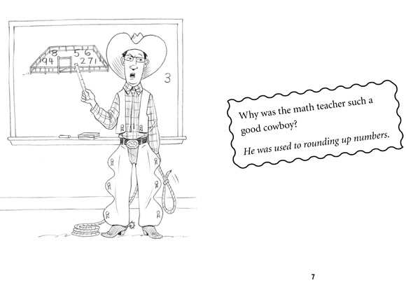 Scholastic Canada  101 Math Jokes
