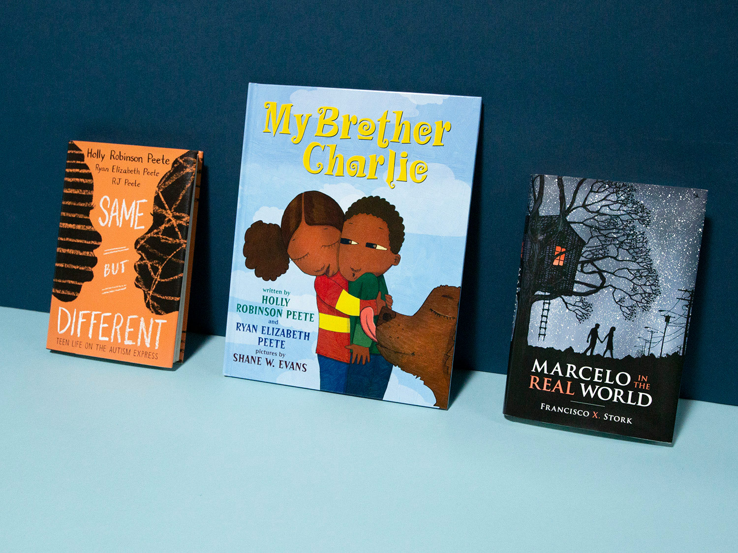 Books Focusing On Learning Differences