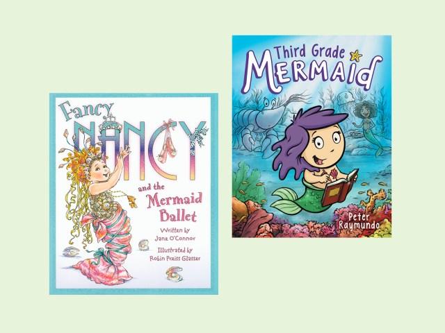Magical Books About Mermaids  Scholastic  Parents