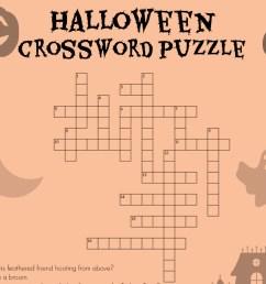 Halloween Crossword   Worksheets \u0026 Printables   Scholastic   Parents [ 1125 x 1500 Pixel ]