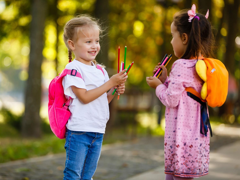 Social Skills And Challenges In Kindergarten