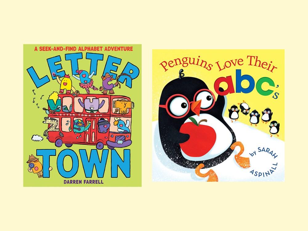 medium resolution of 6 Great ABC Books   Scholastic   Parents