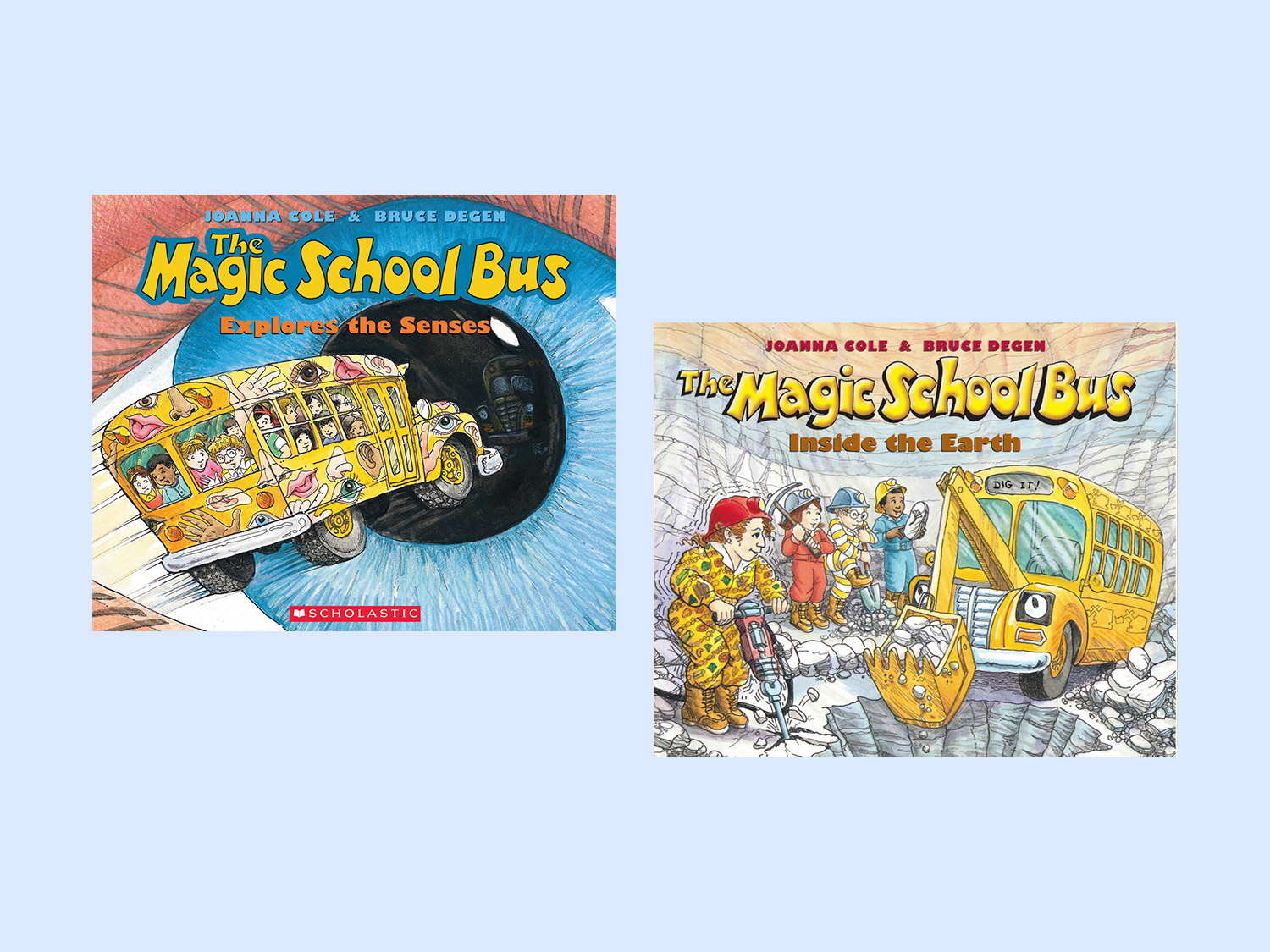 The Magic School Bus Classics