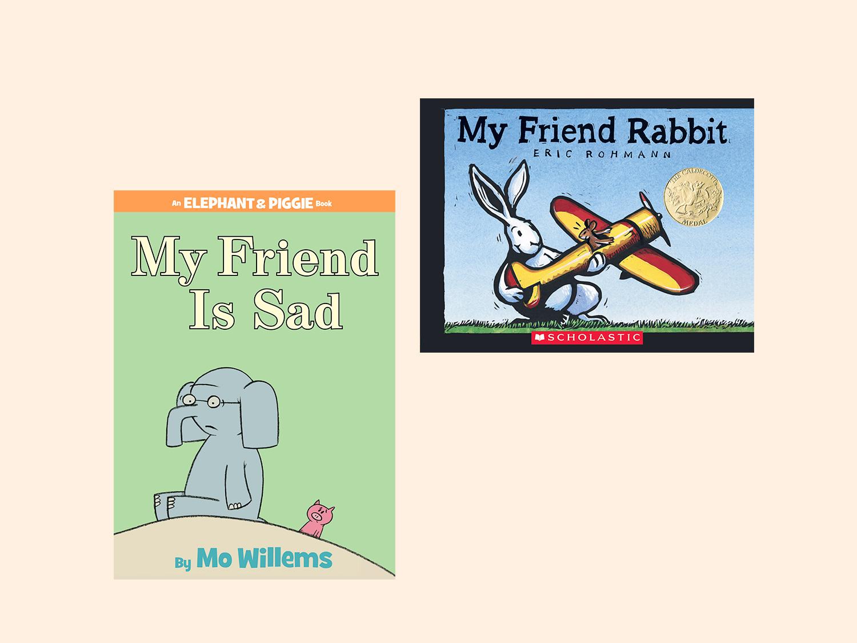 Preschool Books About Friendship
