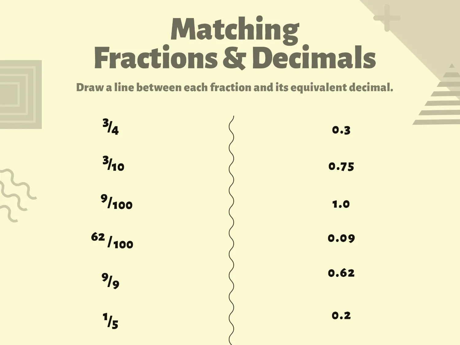 hight resolution of Understanding Fractions \u0026 Decimals   Worksheets \u0026 Printables   Scholastic    Parents