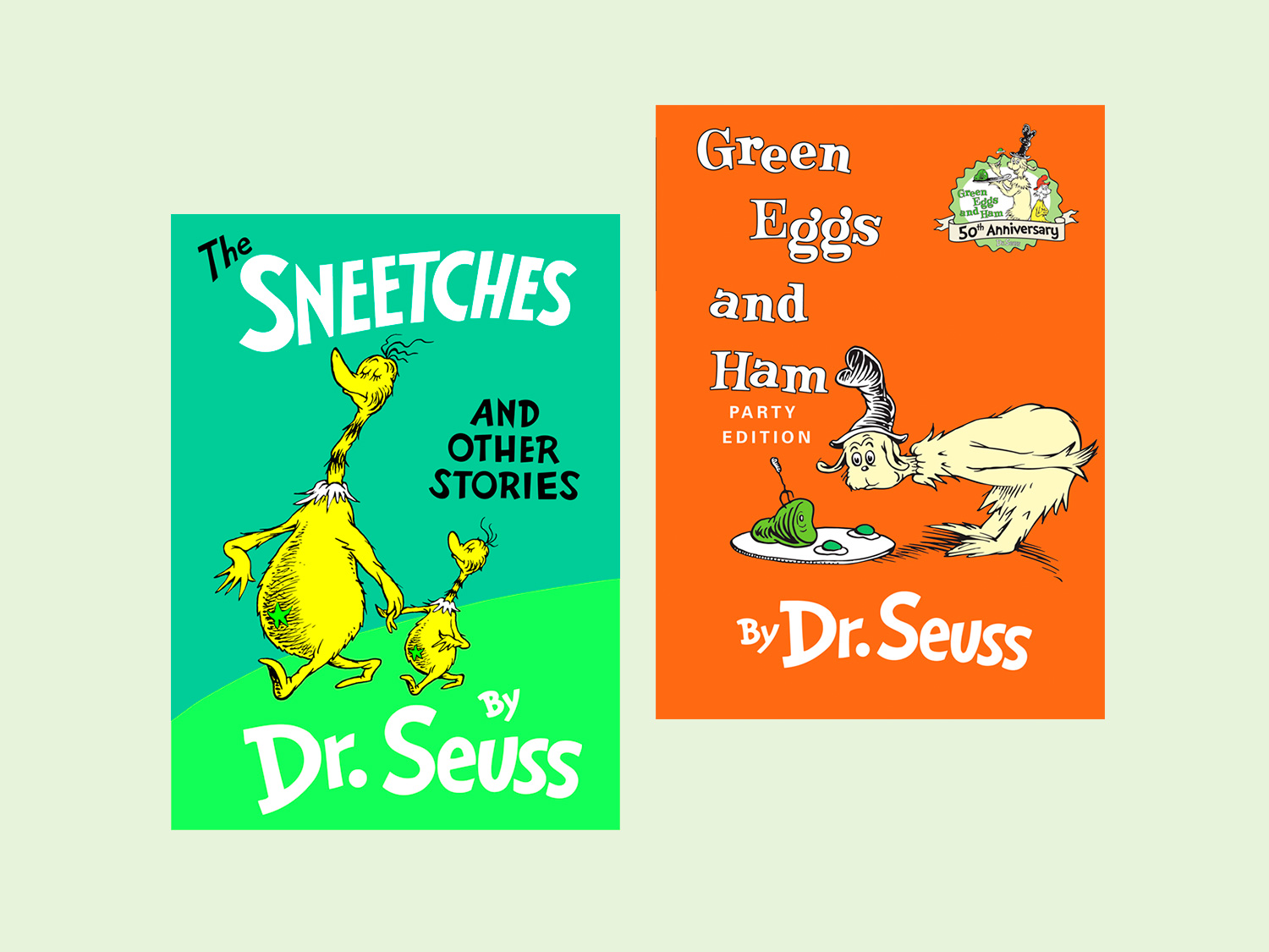 Classic Dr Seuss Stories Book Collections And More