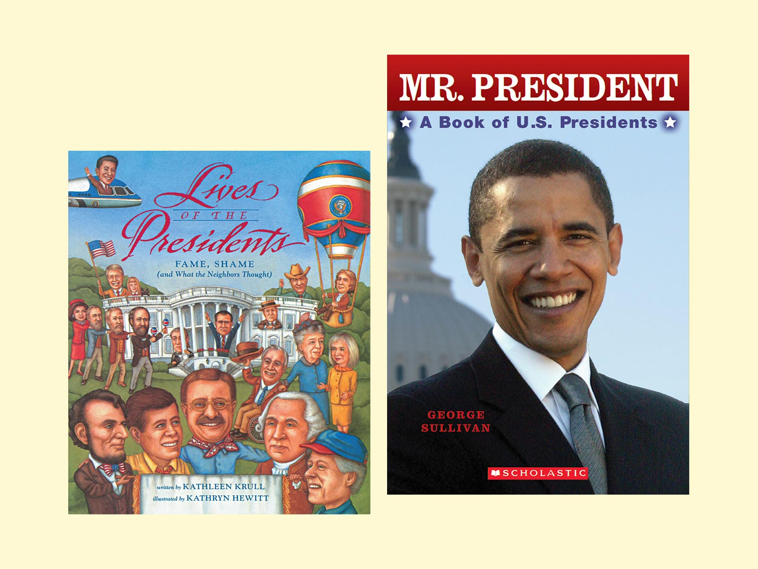 Presidents Day Books Ages 8 10
