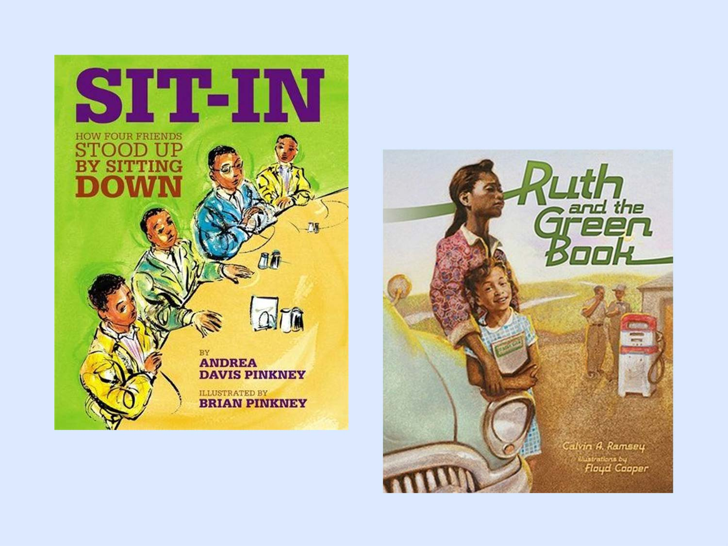 Great African Americans Picture Books